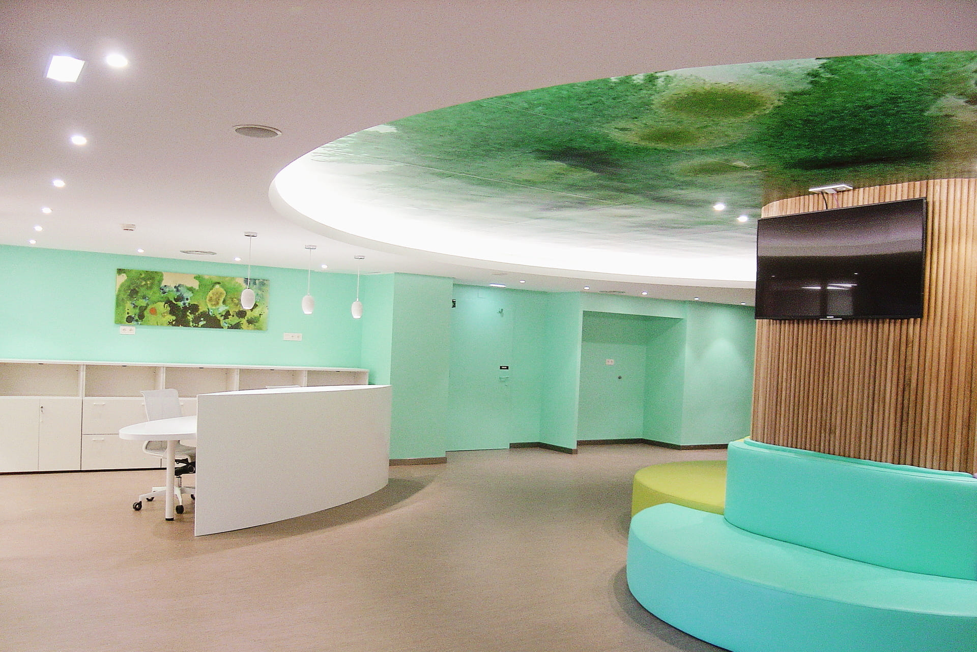Hospital Infantil, Zaragoza 10