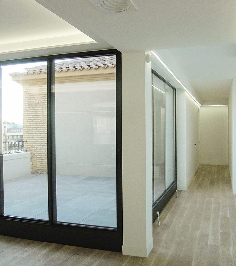 Ático centro de Zaragoza 2
