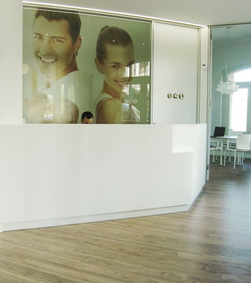 Clinica Dental San Lazaro, Adra decoracion, Felix Bernal Juan