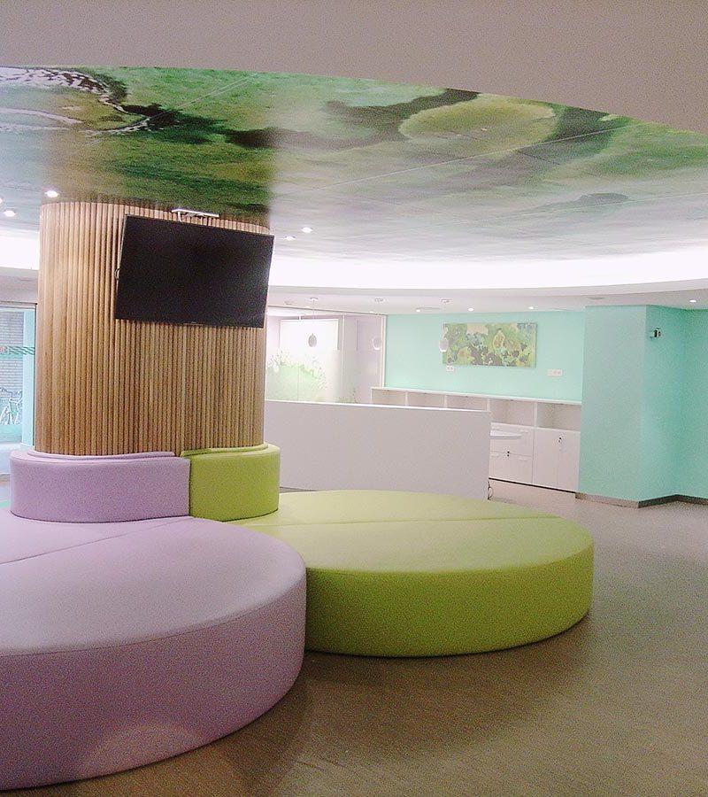 Hospital Infantil, Zaragoza 9