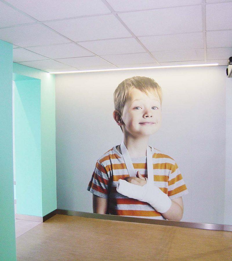 Hospital Infantil, Zaragoza 2