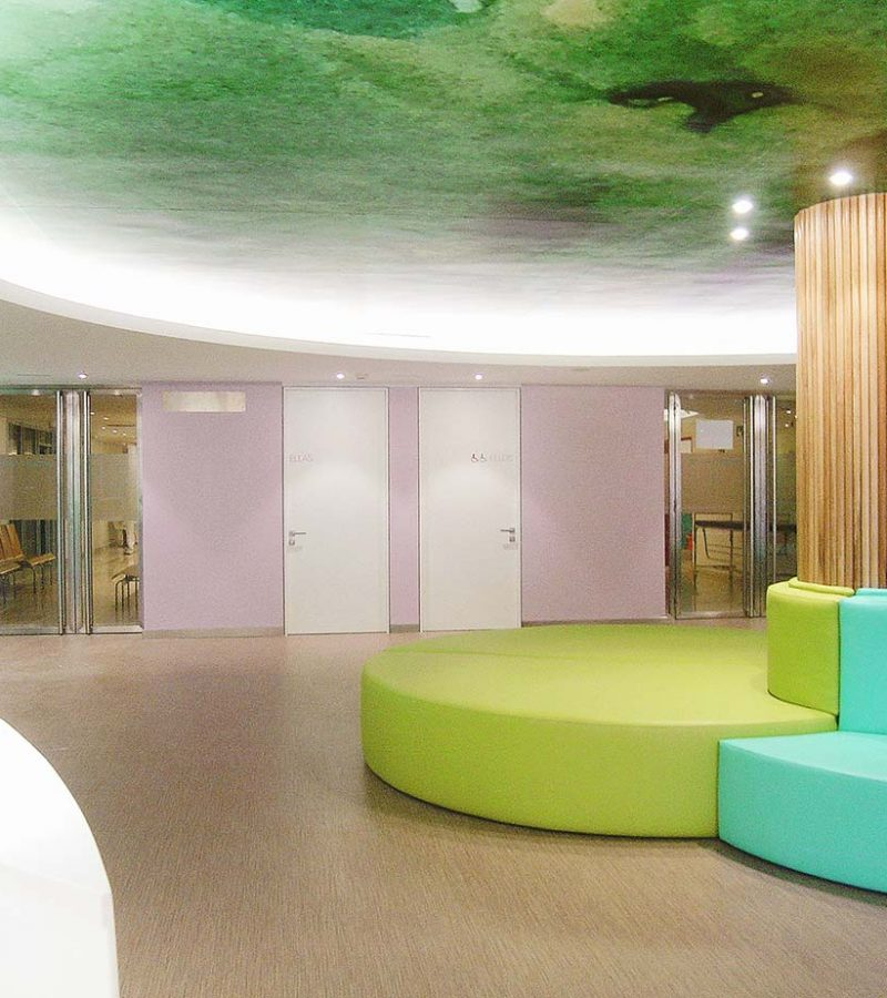Hospital Infantil, Zaragoza 6