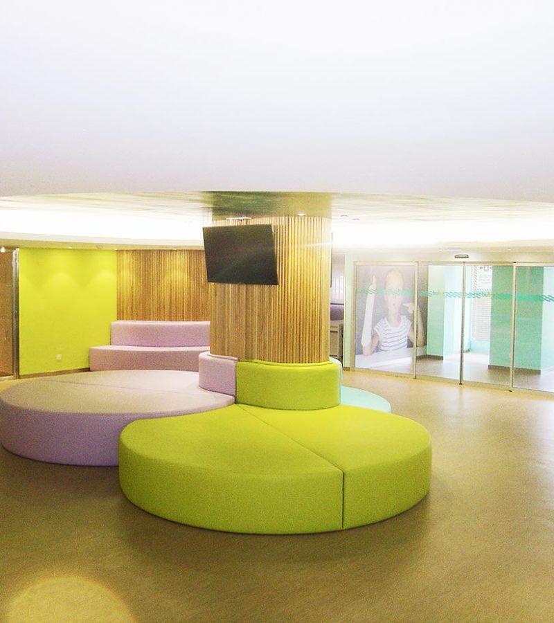 Hospital Infantil, Zaragoza 7