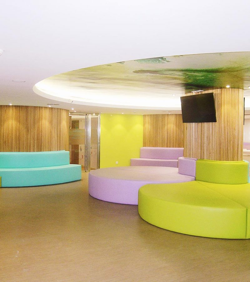 Hospital Infantil, Zaragoza 8