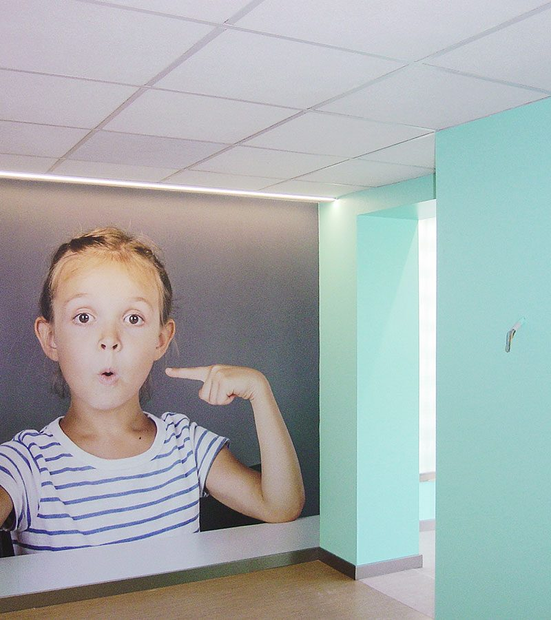 Hospital Infantil, Zaragoza 1
