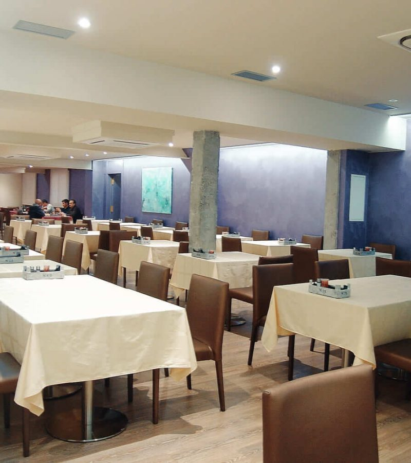 Restaurante Torrejón, Zaragoza 3
